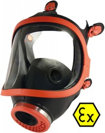 FULL FACE MASK 731-S Silicon
