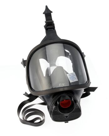 Full Face Mask TR 82 with safety visor