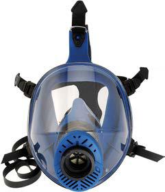 Full Face Mask TR 2002 CL2